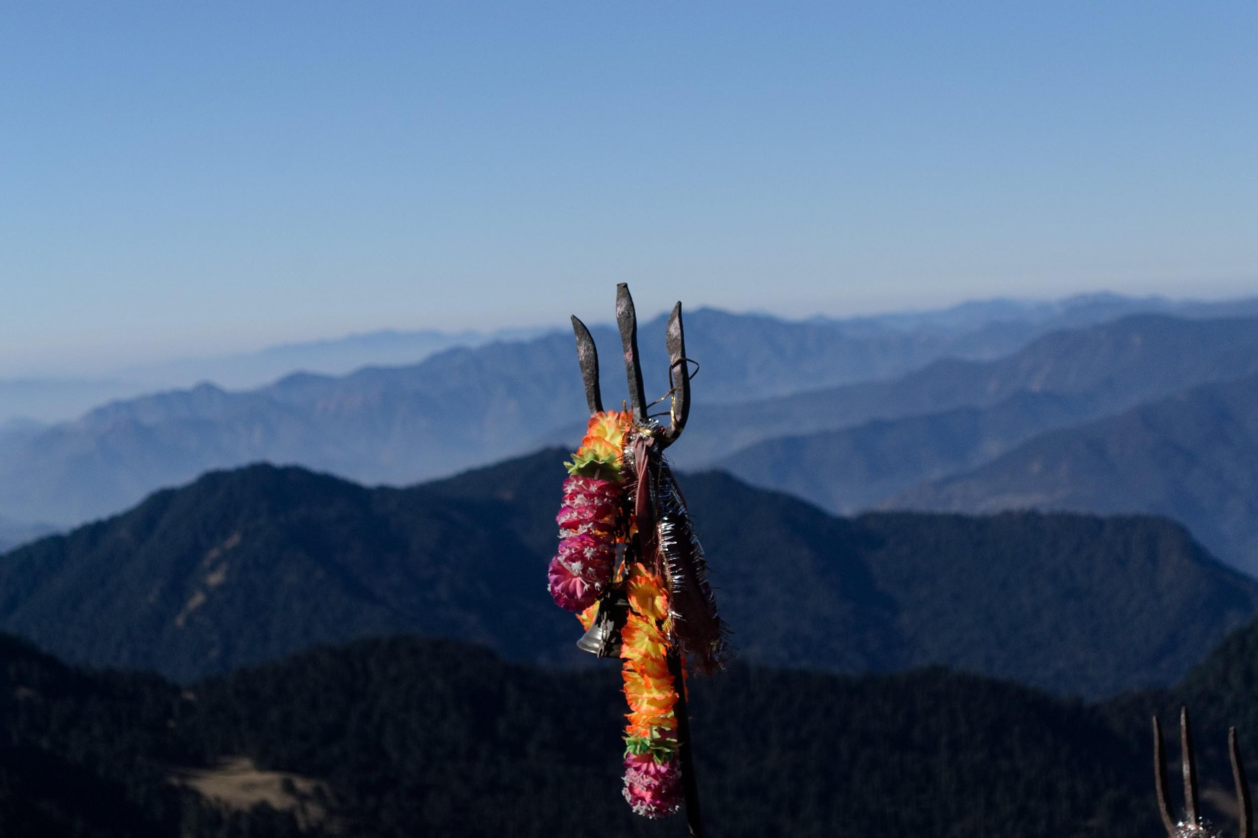 "Kinner Kailash Trek ""Home of Lord Shiva"""