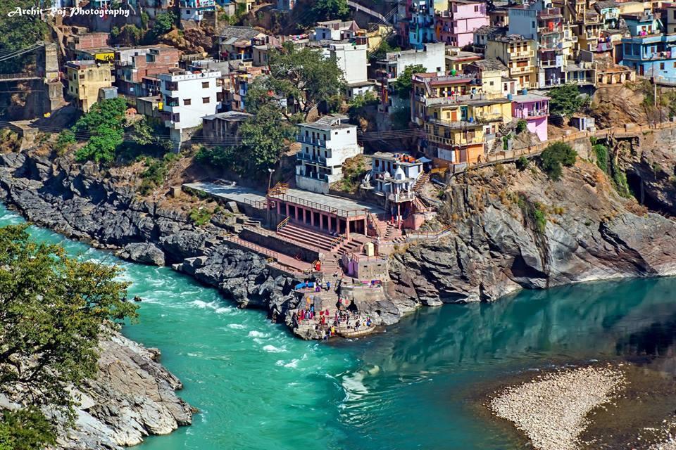 Rivers ijn Uttarakhand