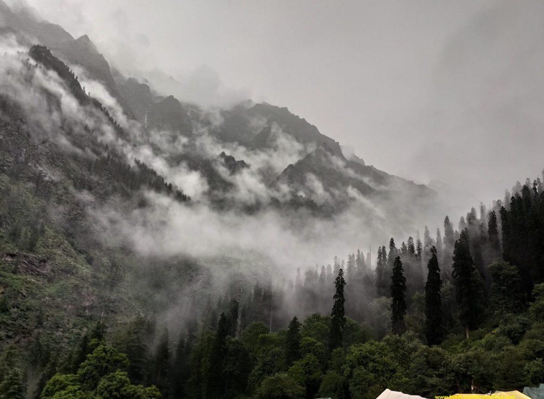 Kheer Ganga Trek of Parvati Valley