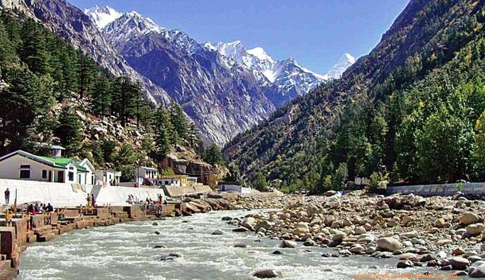 Gangotri-National-Park