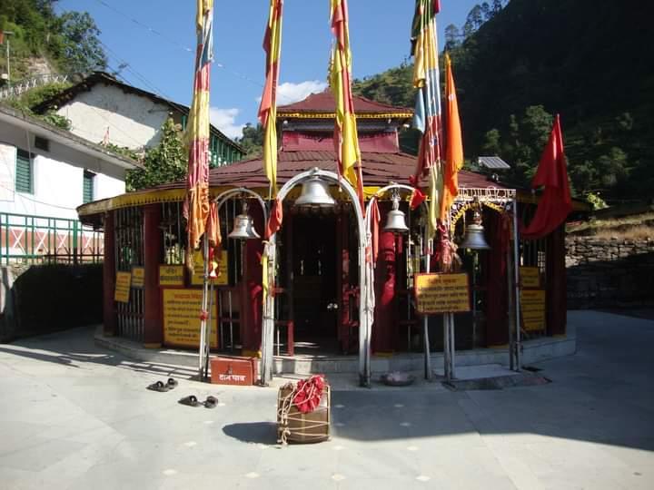 Kalimath-Temple
